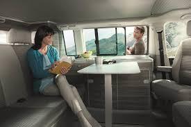 volkswagen van 2016 interior vw u0027s t6 california camper van images vw california 2016 front