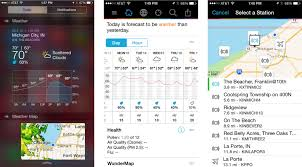 most accurate weather app for android weather underground weather apps for iphone