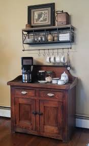 Diy Kitchen Bar by Best 10 Kitchen Coffee Bars Ideas On Pinterest Coffe Bar