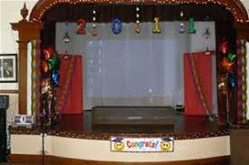 preschool graduation decorations kindergarten graduation stage decoration ideas images
