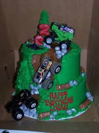 4x4 truck birthday cake ideas 85933 awesome monster truck