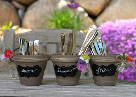 clever decorative uses for terra cotta pots hgtv