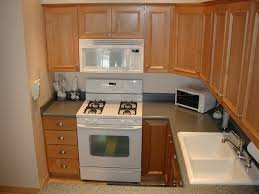 Kitchen Design Oak Cabinets by Home Accessories Oak Kitchen Cabinets With Simple Amerock And