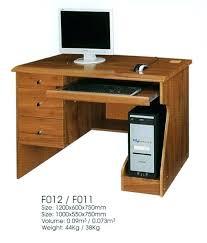 bureau pour ordinateur fixe table pour ordinateur de bureau console pour ordinateur de bureau