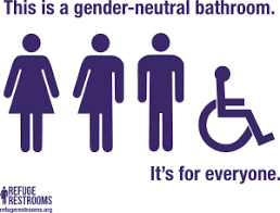 fair 70 bathroom sign gender design inspiration of best 25