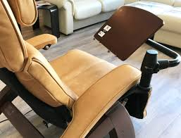 Omni Leather Furniture Perfect Chair Pc Laptop Computer Desk Table For The Perfect