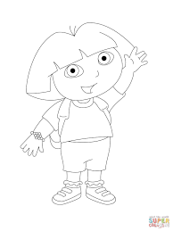 go diego go coloring pages free coloring pages