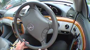 mercedes benz s class 3 2 2002 review road test test drive youtube