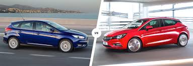 vauxhall astra 2001 ford focus vs vauxhall astra comparison carwow