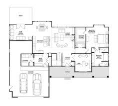 Ranch Style Home Plans With Basement House Plan 2011545 Trendy Ranch Style Bungalow By Edesignsplans