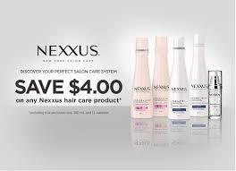 walmart hair salon coupons 2015 walmart canada coupons save 4 on nexxus hair care canadian