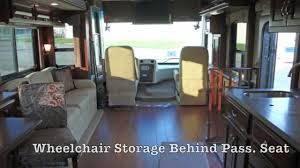 Handicap Accessible Kitchen Cabinets 2012 Newmar Canyon Star 3911 Wheelchair Accessible Motorhome