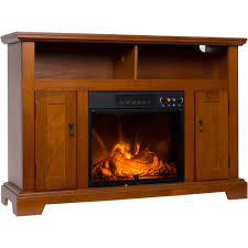 corner fireplace tv stands