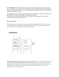 how to end a business letter with two signatures starengineering