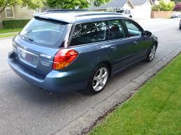 2005 Subaru Legacy Gt Wagon Awd Auto Sales