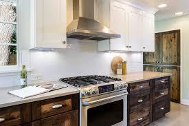 Urban Farmhouse Kitchen - seattle maple leaf home for sale