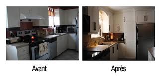 refaire les armoires de cuisine votre cuisine et ses armoires vous semblent démodées et désuètes