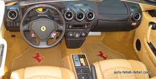 Brown Car Interior Car Interior Cleaning And Some Expert Auto Detailing Services And Tips