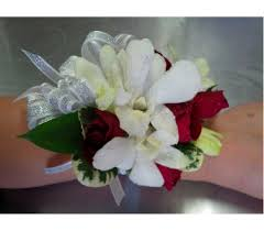 White Orchid Corsage Prom Corsage Delivery Ottawa On Vivian Flowers