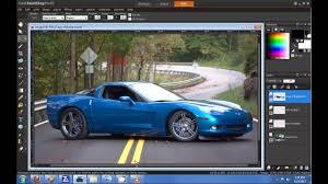 corel paint shop pro x5 hd tutorial how to change car color