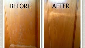 cleaning kitchen cabinets wood how to clean kitchen cabinets grimy with 2 ingredients one good 0