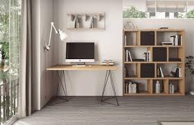 modern home office desk arches freshomecom modern home office