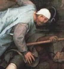 Pieter Bruegel Blind Leading The Blind Like The Blind Leading The Blind Bridging The Gap