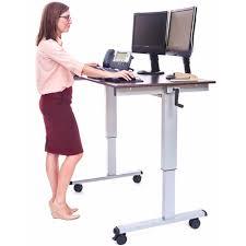 walmart stand up desk adjustable computer laptop standing desk stand up in walmart