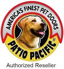 Patio Pacific Pet Door Thermo Sash 3e Dog Door For Windows Pet Door Store