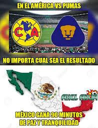 Memes De America Vs Pumas - ríete con los mejores memes del américa vs pumas récord