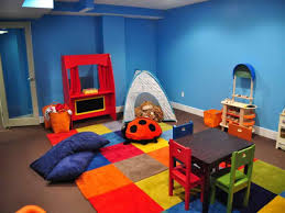 Ideas For Unfinished Basement Unfinished Basement Playroom Ideas Unfinished Basement Ideas For