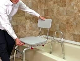 Chairs For Showers For Invalids Amazon Com Swivel Sliding Bath Transfer Bench 77662 Regular