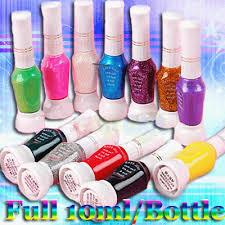colour wholesale nail art striper pen polish brushes