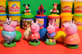Peppa Pig Play Doh Play Doh 5 Peppa Pig Play Doh Toys Channel Usa