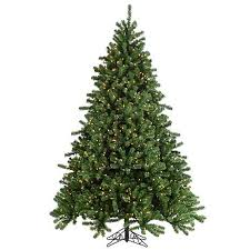 lighted christmas tree sterling 7 1 2 grand spruce lighted christmas tree