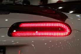 how to make custom led tail lights ver 1 car shop glow toyota supra jza80 custom led tail lights