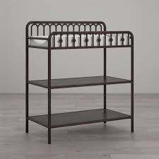 Metal Changing Table Seeds Monarch Hill Metal Changing Table Bronze