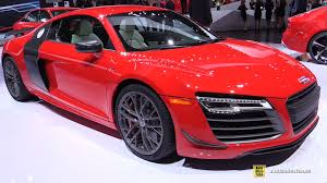 audi 2015 r8 2015 audi r8 v10 competition exterior and interior walkaround