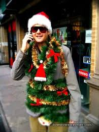christmas tree costume best santacon more stuff christmas tree