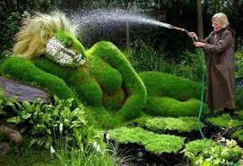 Botanic Gardens Uk Fabulous Botanical Garden Sculptures In Heligan Lost Garden Uk