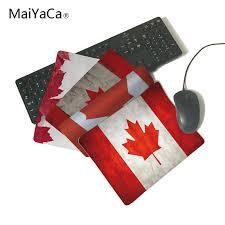 tapis de bureau personnalis maiyaca canada drapeau nouveautés jeu de bureau personnalisé tapis