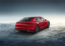 porsche panamera turbo 2017 black porsche exclusive panamera turbo executive in bewildering red