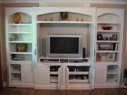 built in white entertainment center u2013 procraft woodworks