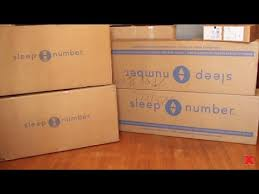 sleep number p5 bed unbox u0026 assembly youtube