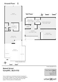 Example Floor Plan by Urbansell Com Au Floor Plan Example