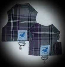 plaid tartan walking harness jacket tartan plaid designs u2013 butterfly cat jackets