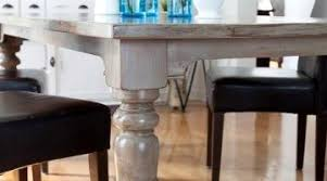 Painting Dining Room Table Brilliant Dining Table Ideas Painting Dining Room Table Makeover