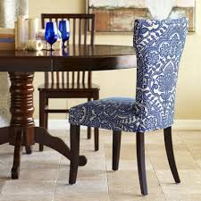 Blue Upholstered Dining Chairs Looking Blue Dining Chairs Dining Room Chairs Upholstered