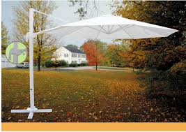 Large Cantilever Patio Umbrella Best Cantilever Patio Umbrellas With Pictures Three Dimensions Lab
