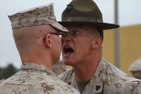 black friday marine boot camp 23 photos of drill instructors terrifying the hell out of marine